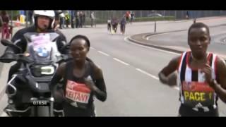 London Marathon 2017 full race Лондонский марафон 2017 полная гонка на русском