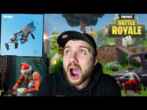 ON TEST LA MISE A JOUR SUR FORTNITE !!