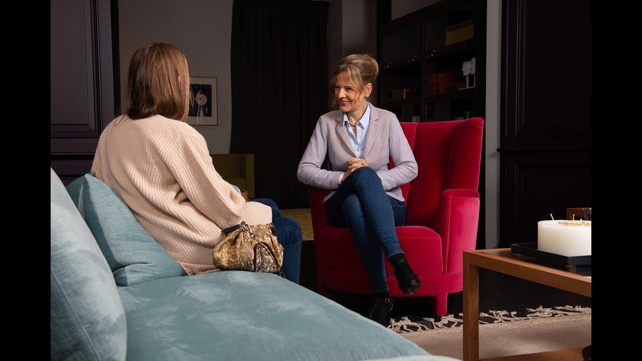 Verliebt klientin therapeut in Psychotherapeut verliebt