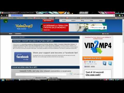 musica gratis da youtube video2mp3