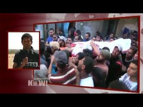 Bloodbath in Gaza - The Struggle