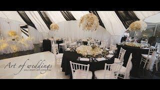 Art of weddings - оформление банкетов