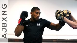 So Long Sheffield, Next Stop The States ~ Anthony Joshua