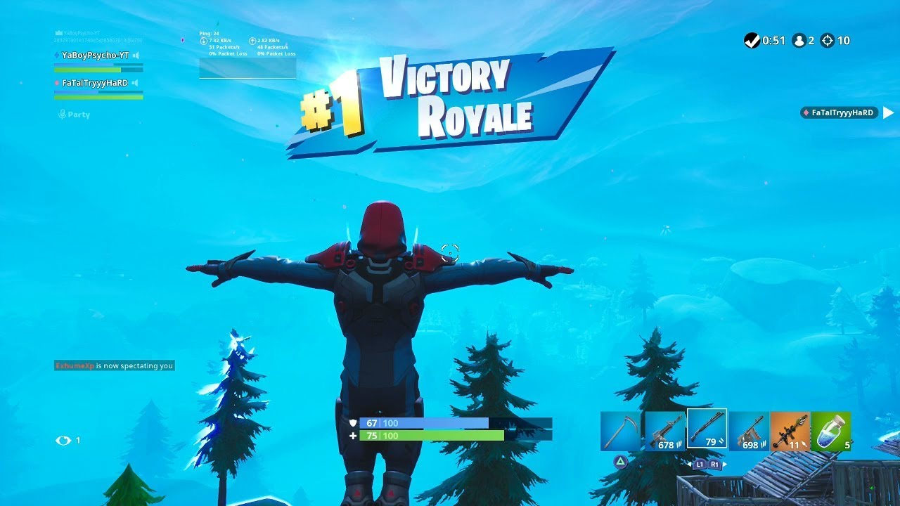 """Download First Win with RED STAGE 5 """"VENDETTA"""" SKIN (TIER 100 """"VENDETTA"""" GAMEPLAY) 