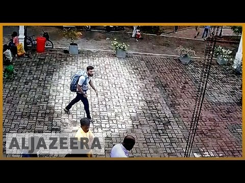 🇱🇰 Sri Lanka Easter bombing suspect caught on camera | Al Jazeera English