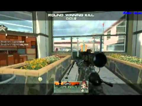 Reload silence kill (mw2)