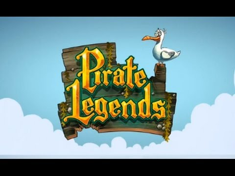 Pirate Legends - Level 1-3 Easy Walkthrough (complete)