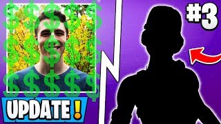 *NEW* Fortnite Update! | Twitch Pack 3, Fly Hacker, I Got Called Out!