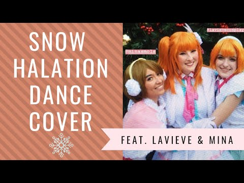 ☆[CMV] Snow Halation - Love Live Dance Cover☆