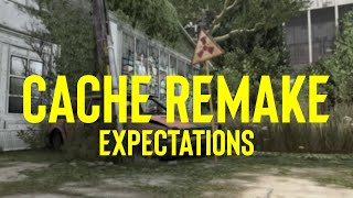 Expectations for the NEW CACHE?!