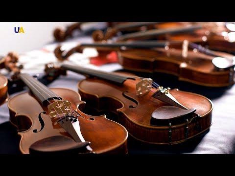 По следам Страдивари: украинские скрипки от семьи Пуцентел | Мастер дела