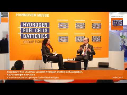 Canadian update on hydrogen fuel cell technologies