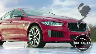 Jaguar XE 300 Sport | Соревнование с Шаолинь Шандор