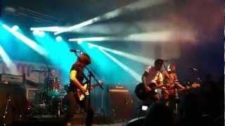 Les Vulgaires Machins Live Rockfest 2012 Montebello Part 1