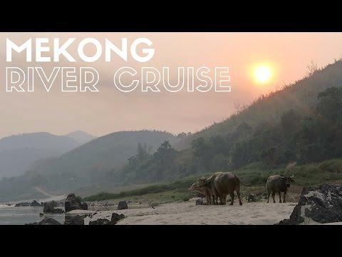 Luxury Mekong River Cruise | Luang Say Cruises