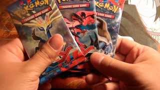 Pokemon X Booster Pack Opening EX FULL ART Pull!!!