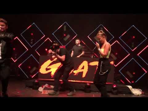 Conor Maynard Anna Maynard - SING OFF LIVE (Jack Maynard Headlines tour)