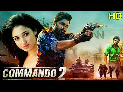Commando 2 (2019)New Release Full Hindi Dubbed Movie 2019||New South Indian Movies Dubbed In Hindi 2