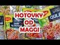 Hotová jídla od Maggi - DÁ SE TO VŮBEC JÍST?!