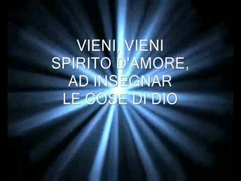 rns vieni vieni spirito d'amore_vinicio videoke.wmv