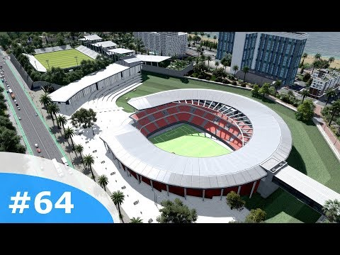 Cities Skylines - Littletown: 64 - They getting a stadium |