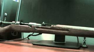 三八式歩兵銃 (後期型) 実銃レビュー