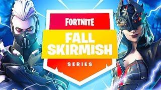 Pro Fortnite $10,000,000  Duos Fall Skirmish Tournament! (Fortnite LIVE Gameplay)