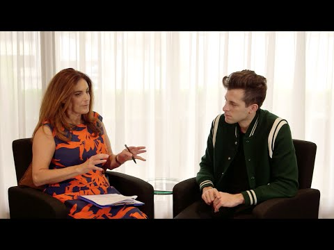 Frankly Speaking - Jackie Frank meets Mark Ronson (May 2015)