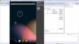 Android Virtual Device (AVD) SetUp