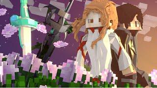 Minecraft Mods | Sword Art Online Mod Showcase! (Atlantis Roleplay)