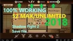 shadow fight 2 level 99 mod apk download ios