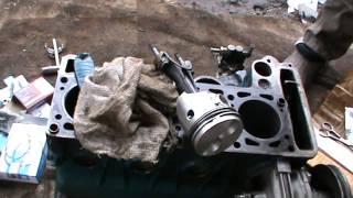 Подробная Сборка Двигателя ВАЗ 2107 с Моими Хитростями