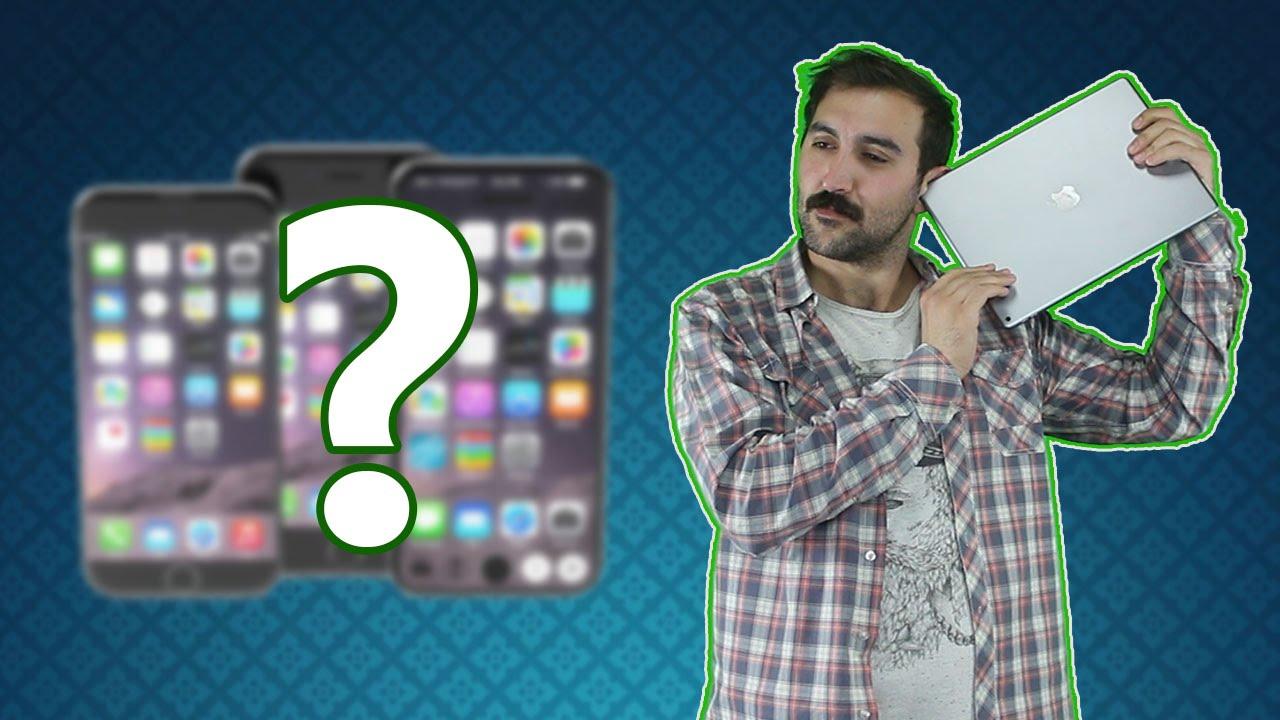 iPhone 7'de Olması Beklenen 5 Özellik