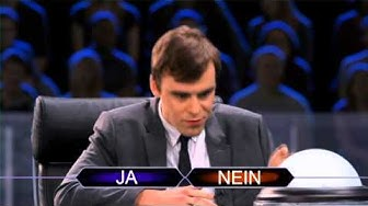 Wer Wird Milliardär: Ja oder Nein - Yes or No Game Show (German/Deutsch)