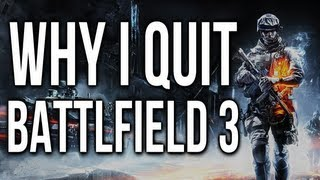 why i quit battlefield 3 elitism in the community bf3 gameplay commentary