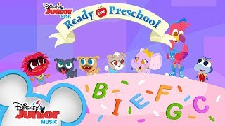 Letters | Learn the Alphabet |  Ready for Preschool | Disney Junior
