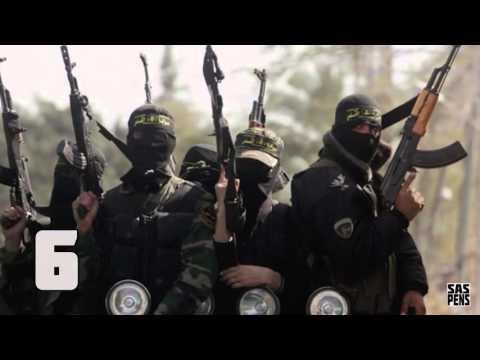 10 МРАЧНЫХ ФАКТОВ об ИГИЛ