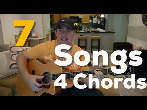 7 Country Songs with 4 Chords  Matt McCoy