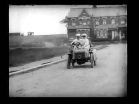 The motorist 1906 and Early Silent Films