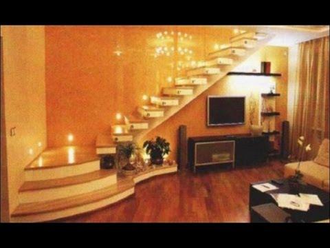 Ваша Лестница с подсветкой. Смотрите как удобно!