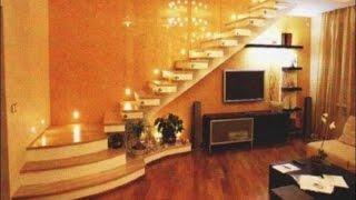 видео Освещение лестницы в доме + фото