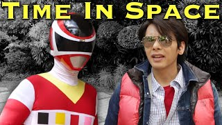 FAN FILM: Time In Space - feat. Eric Ejercito [Back To The Future/Power Rangers]
