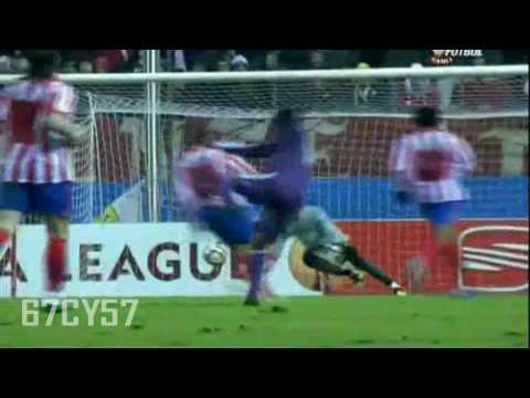 Abdul Kadar Keita l Goals and Skills l 09/10 l Galatasaray l 67CY57