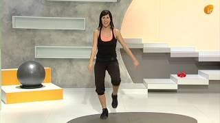 AERÓBIC PARA ADELGAZAR - Estiliza Brazos y Piernas con ejercicios aeróbicos