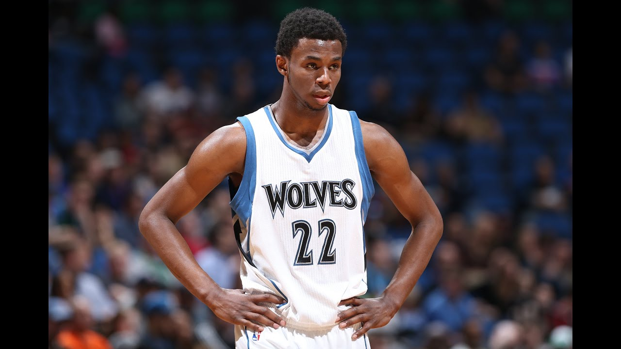 Andrew Wiggins earned a  million dollar salary, leaving the net worth at 20 million in 2017