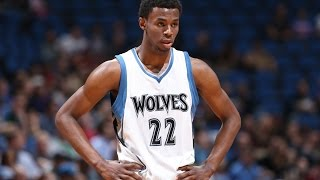 Andrew Wiggins Top 10 Plays of the 2014-2015 Season!