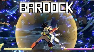 DBFZ: Bardock Combos + Hype! (100% damage Combo!)