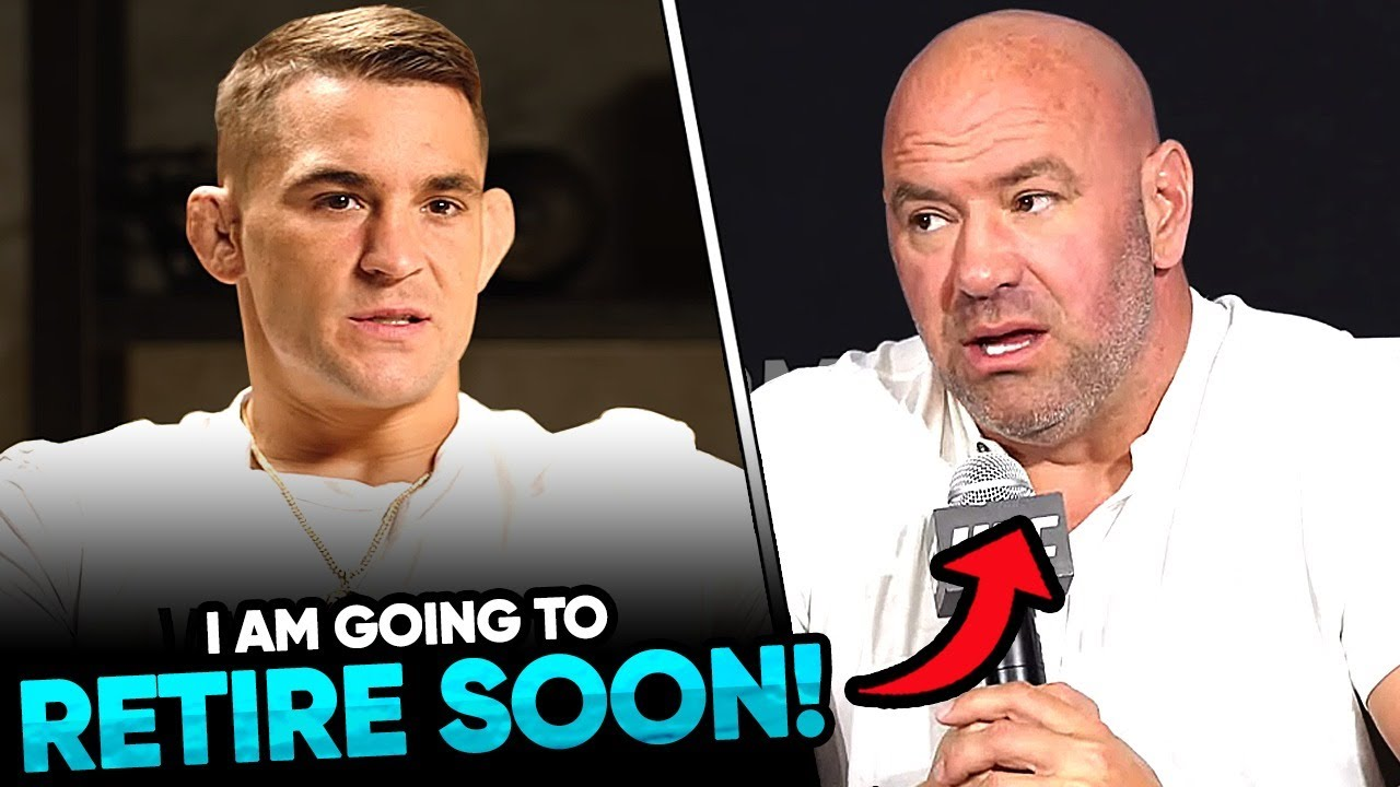 Dustin Poirier hints at RETIREMENT after fighting Charles Oliveira, Conor McGregor POSTPONES Wheel