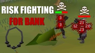 GMAUL Risk Fight PK COMMENTARY - OSRS