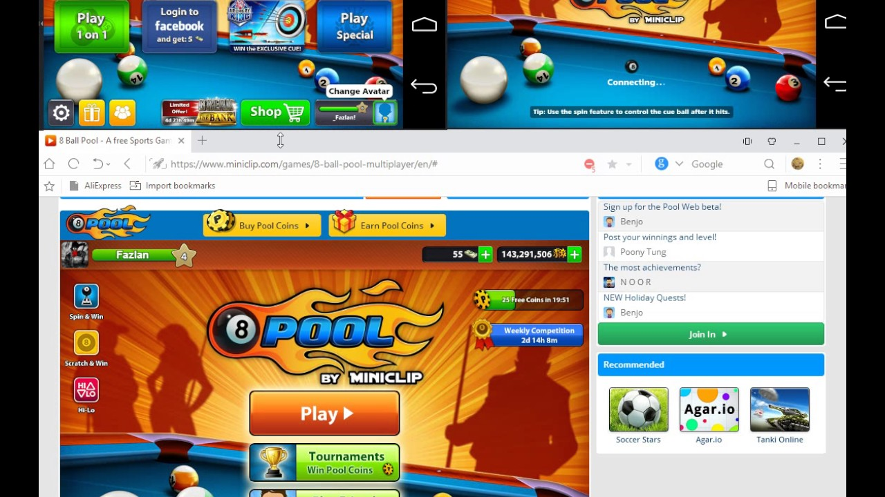 Cash Pool London 8 Ball Pool Level 4 New One London 11 Cash Trick 2017 June 23 Updated